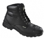 Rockfall Ebonite Super Robust S3 Safety Boot with Force 10 Scuff Cap (Sizes 5 - 14)